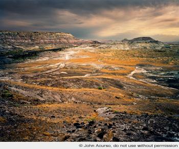 Zephyr route across Utah
